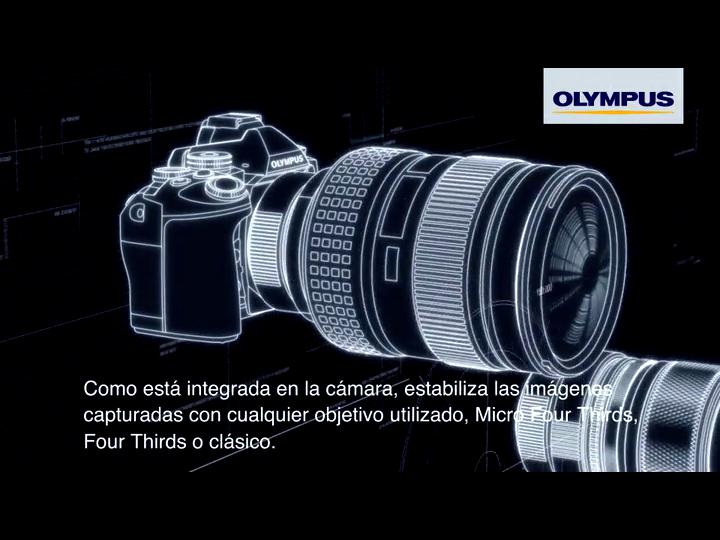 Olympus OM-D E-M1 - Cámara Evil de 16 MP (Pantalla de 3 ...