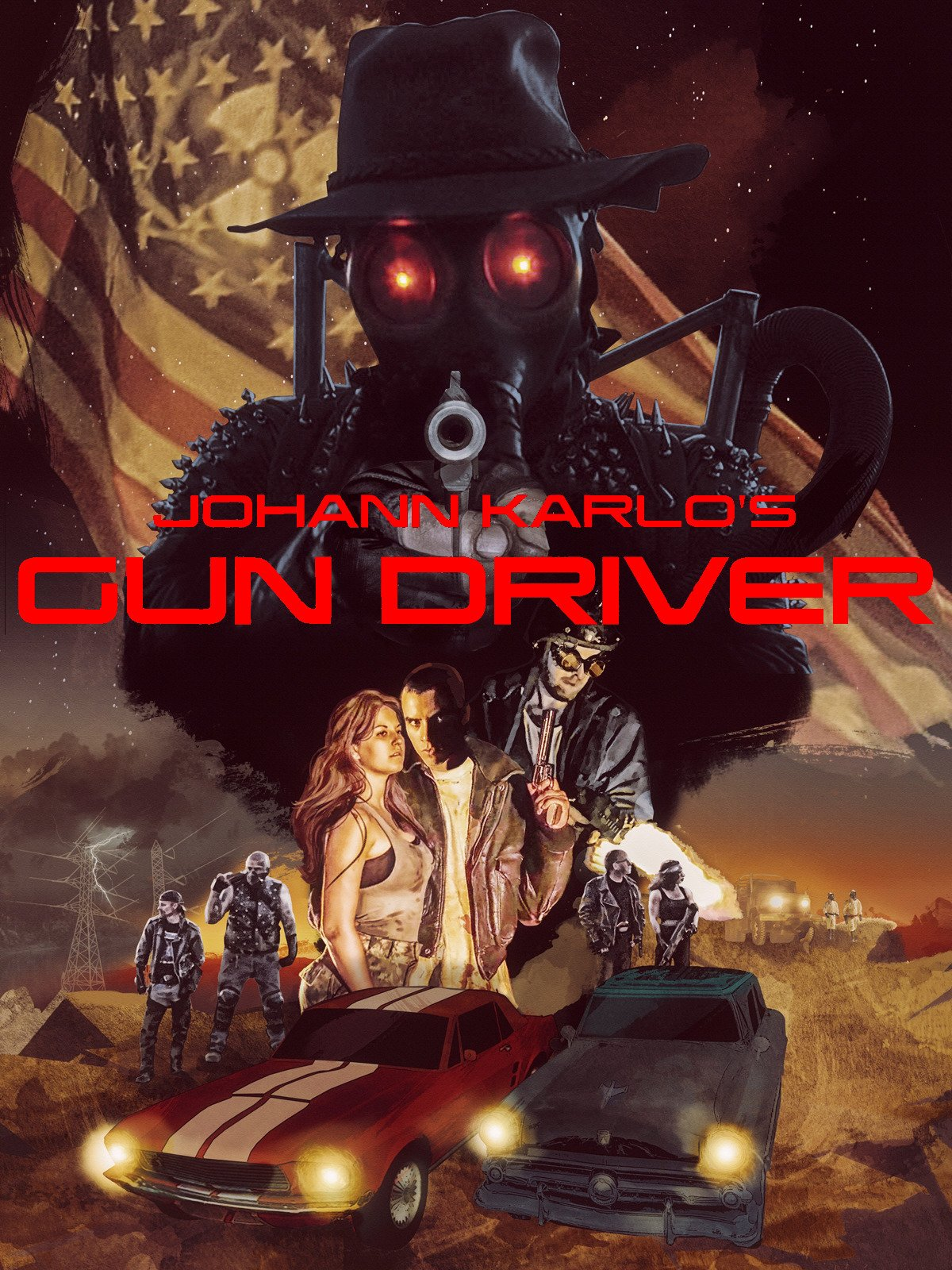 Gun Driver by  (Image #1)