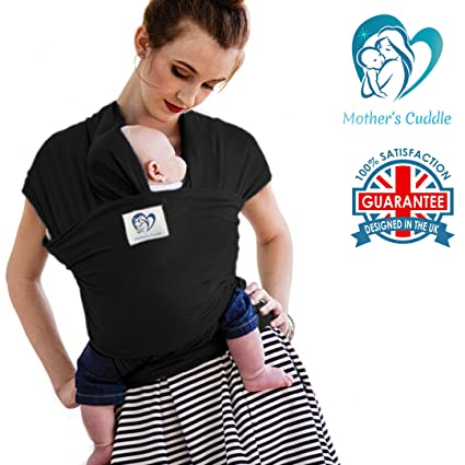 fcf38949fd2 Premium Baby Sling Carrier Baby Wrap
