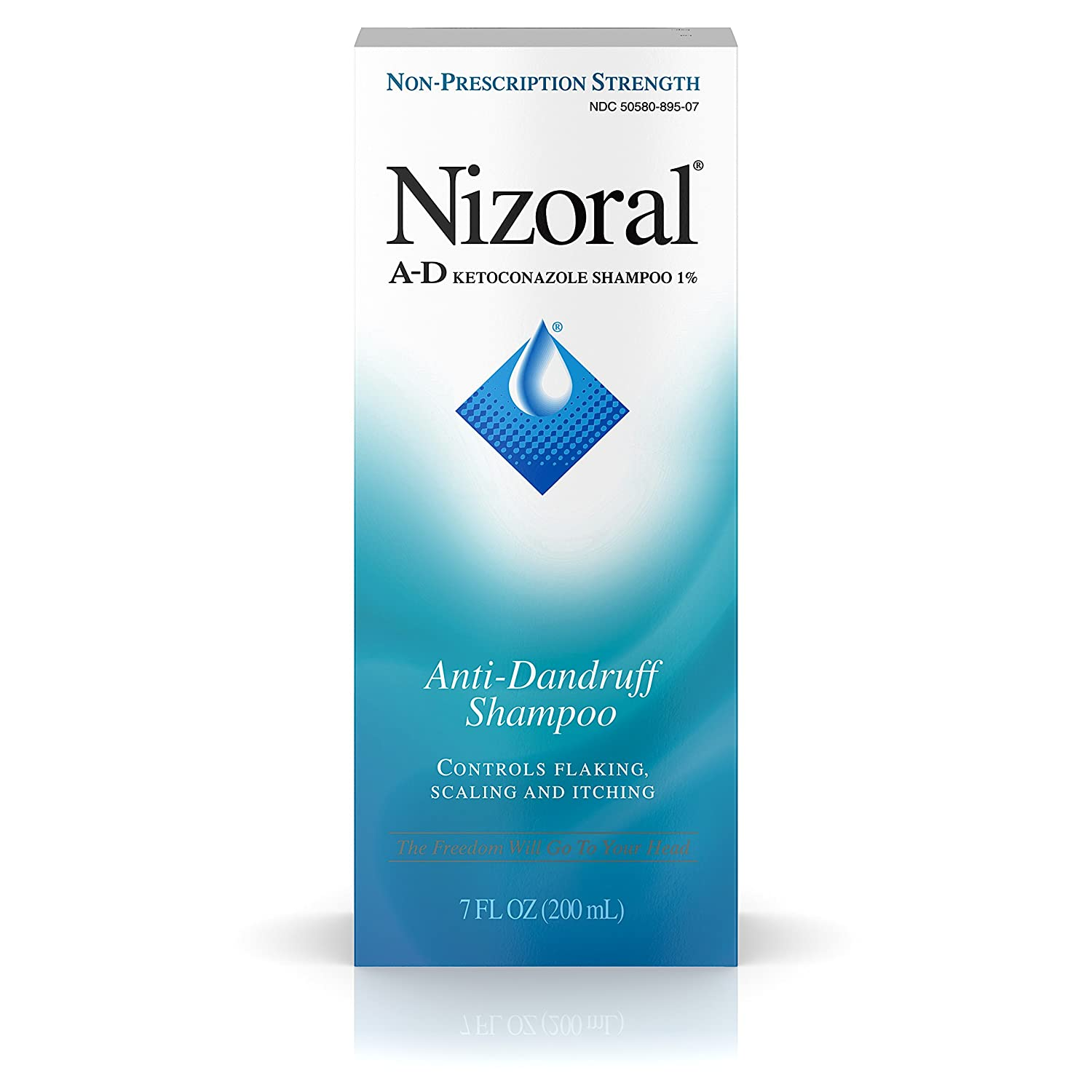 Nizoral A-D Anti-Dandruff Shampoo | Best natural hair growth products 2018