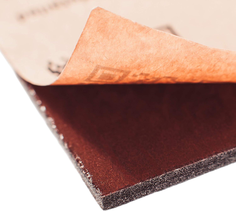 Aislamiento de Sonido Impermeable Noico Rojo 8 mm 0.9 qm
