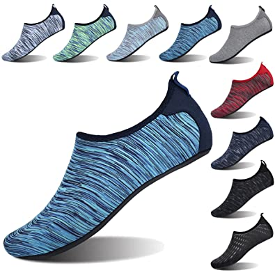 Mens Water Shoes Swim Shoes For Women Quick-Dry Barefoot Beach Surf Boat Yoga Sneakers
