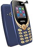 Inovu A1S+ Dual Sim Mobile Phone (Blue-Gold, Upto 32GB)