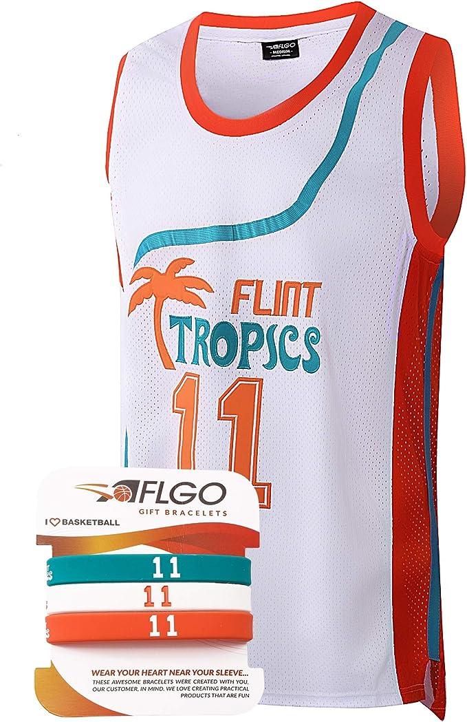 Amazon.com: AFLGO Monix #11 - Camiseta de baloncesto con ...