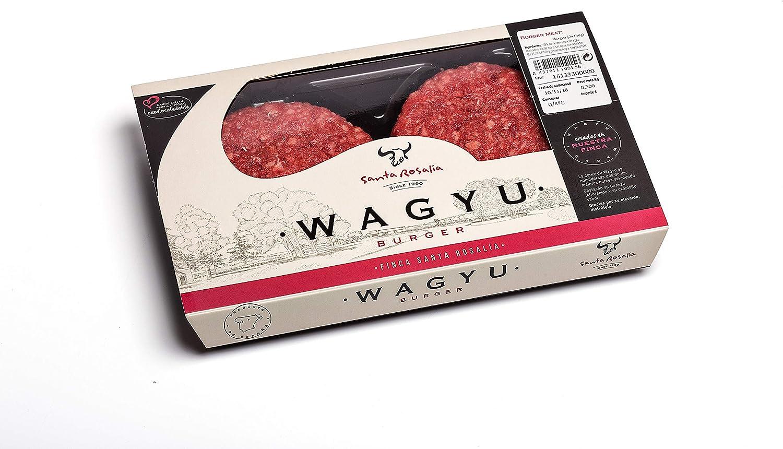 Burger de Wagyu 2 x 150g: Amazon.es: Alimentación y bebidas