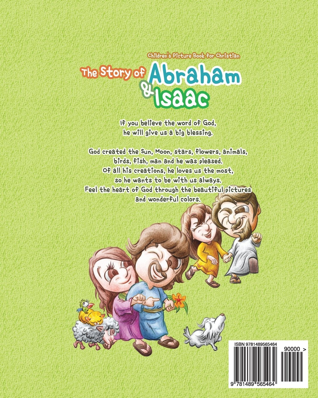 the story of abraham u0026 isaac children u0027s picture book for