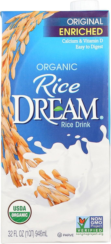 Dream Blends Enriched Original Organic Rice Drink, 32 oz