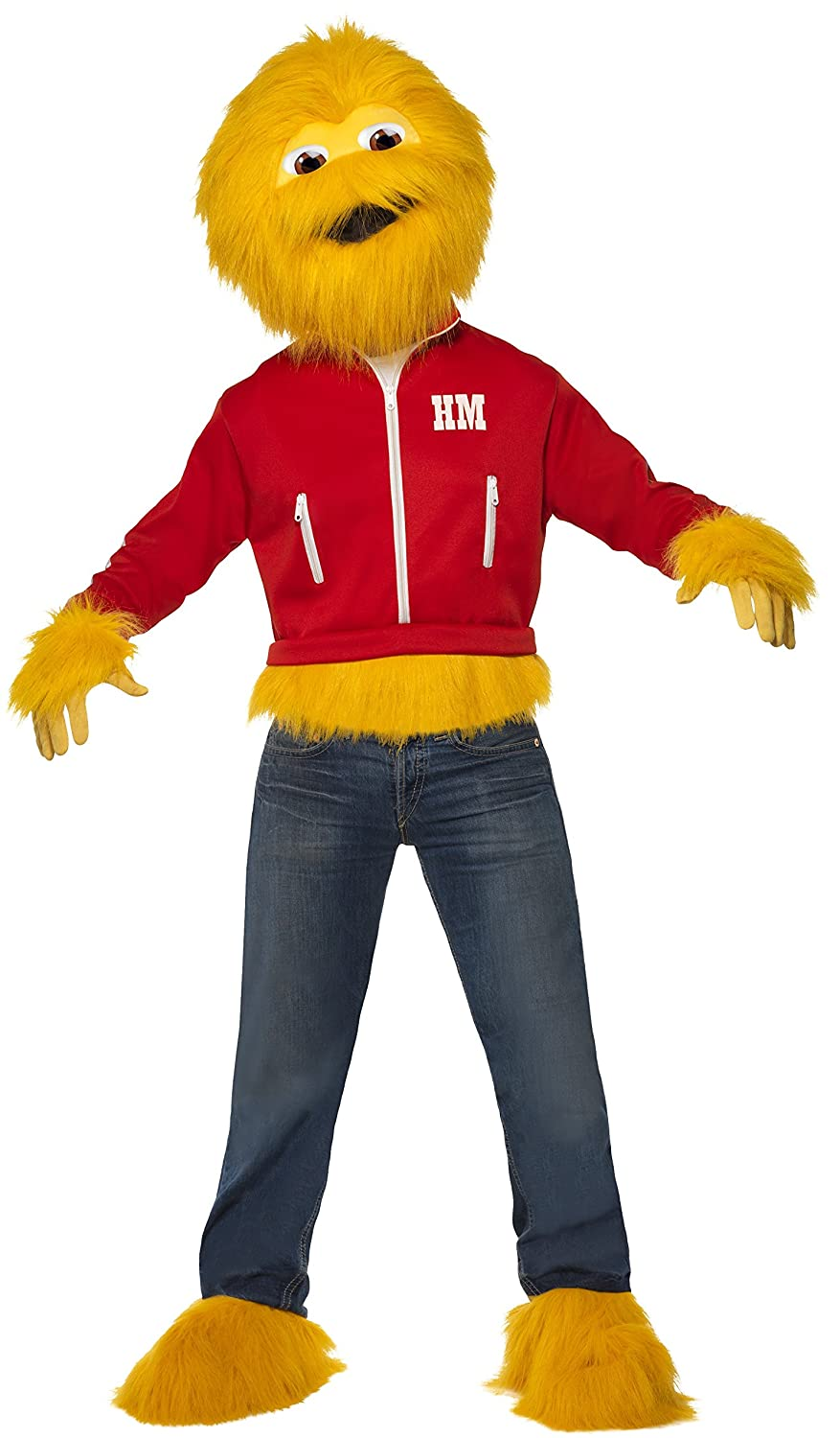 Sugar Puffs Honey Monster Costume. Don't forget to tell 'em about the honey mummy... remember the TV ads? Ideal for 70s/80s Halloween parties.