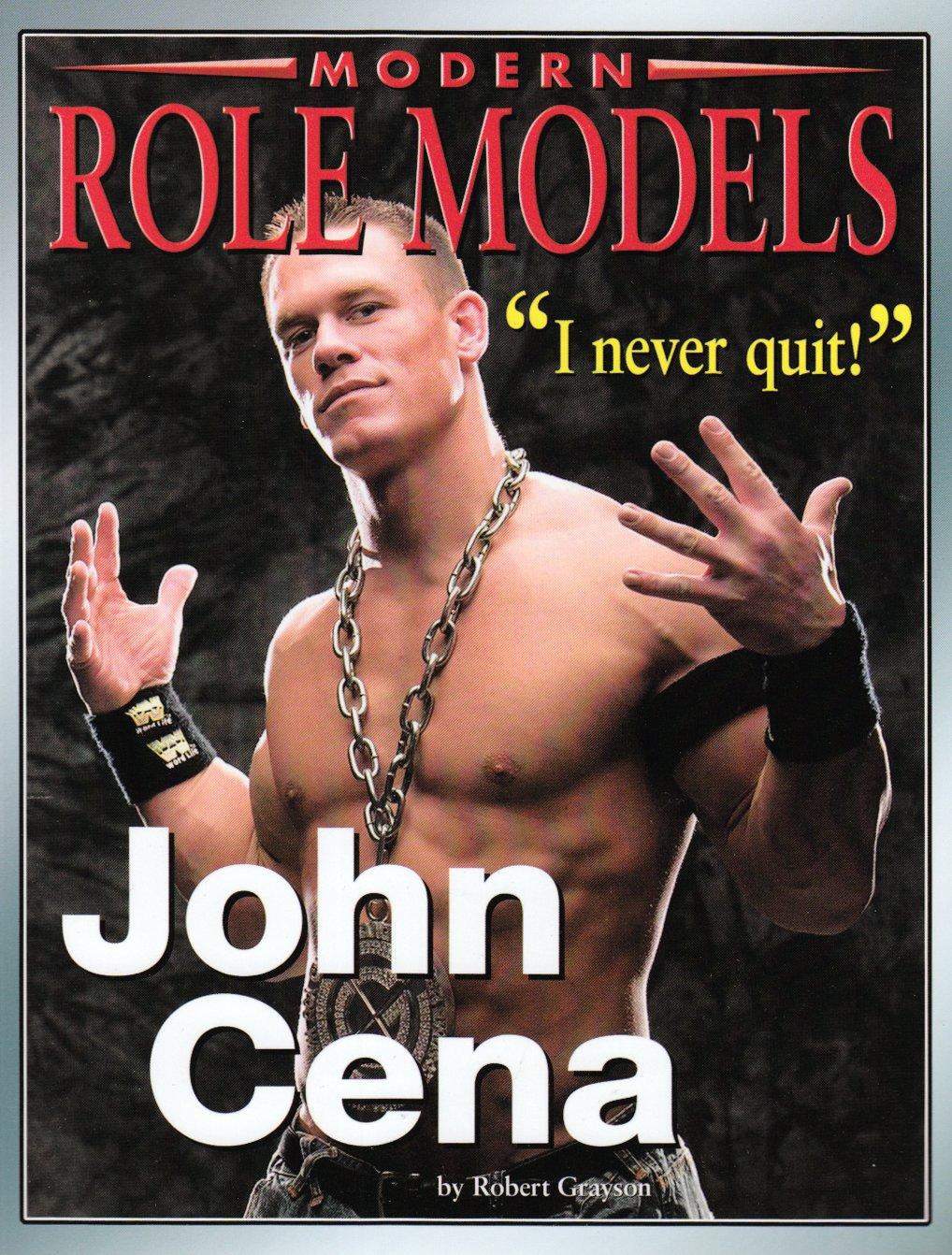 Read Online John Cena (Modern Role Models) ebook