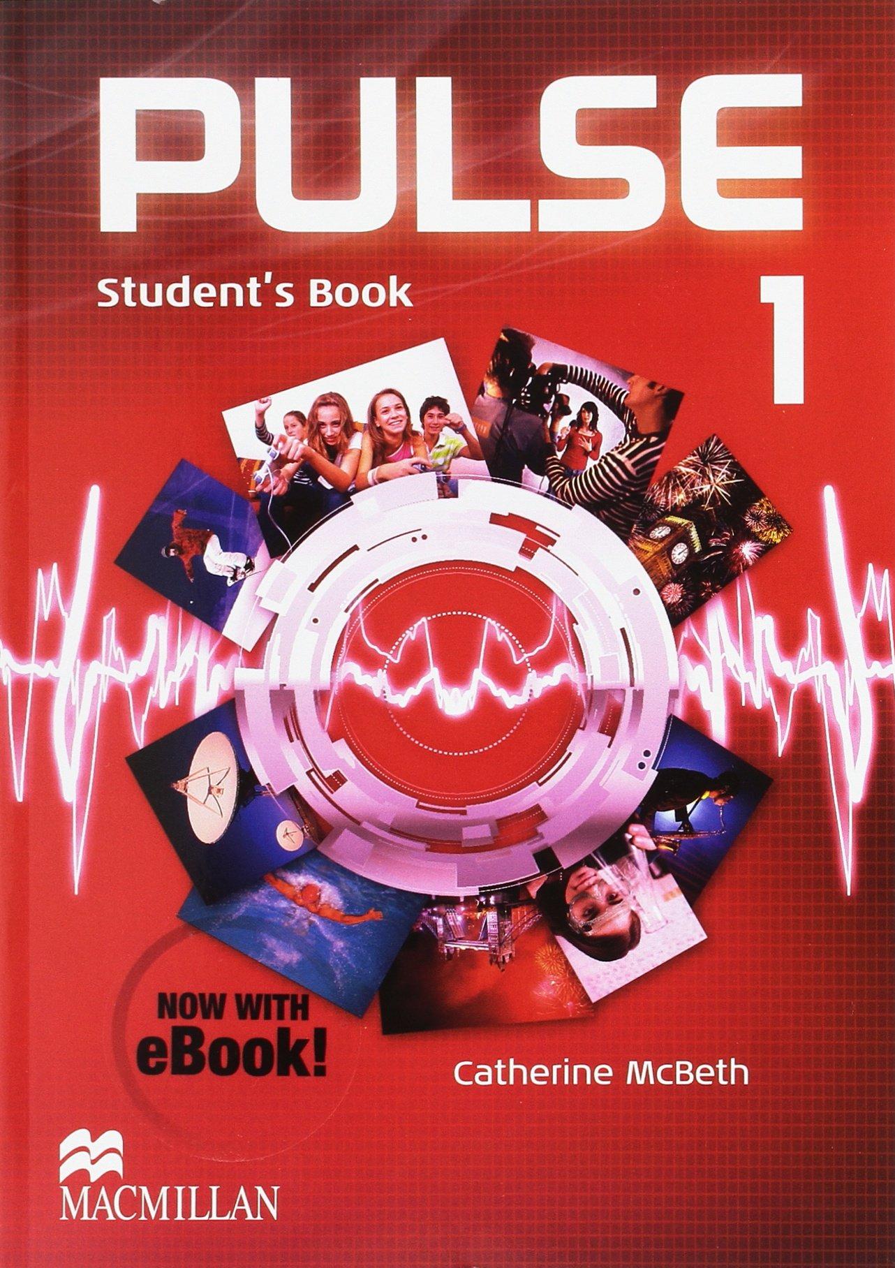PULSE 1 Sb (ebook) Pk (Inglés) Tapa blanda – 2017 Catherine McBeth Michele Crawford Macmillan 1380014735