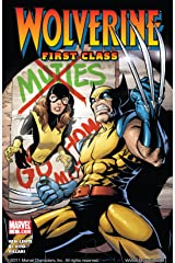 Wolverine: First Class #1 Kindle Edition