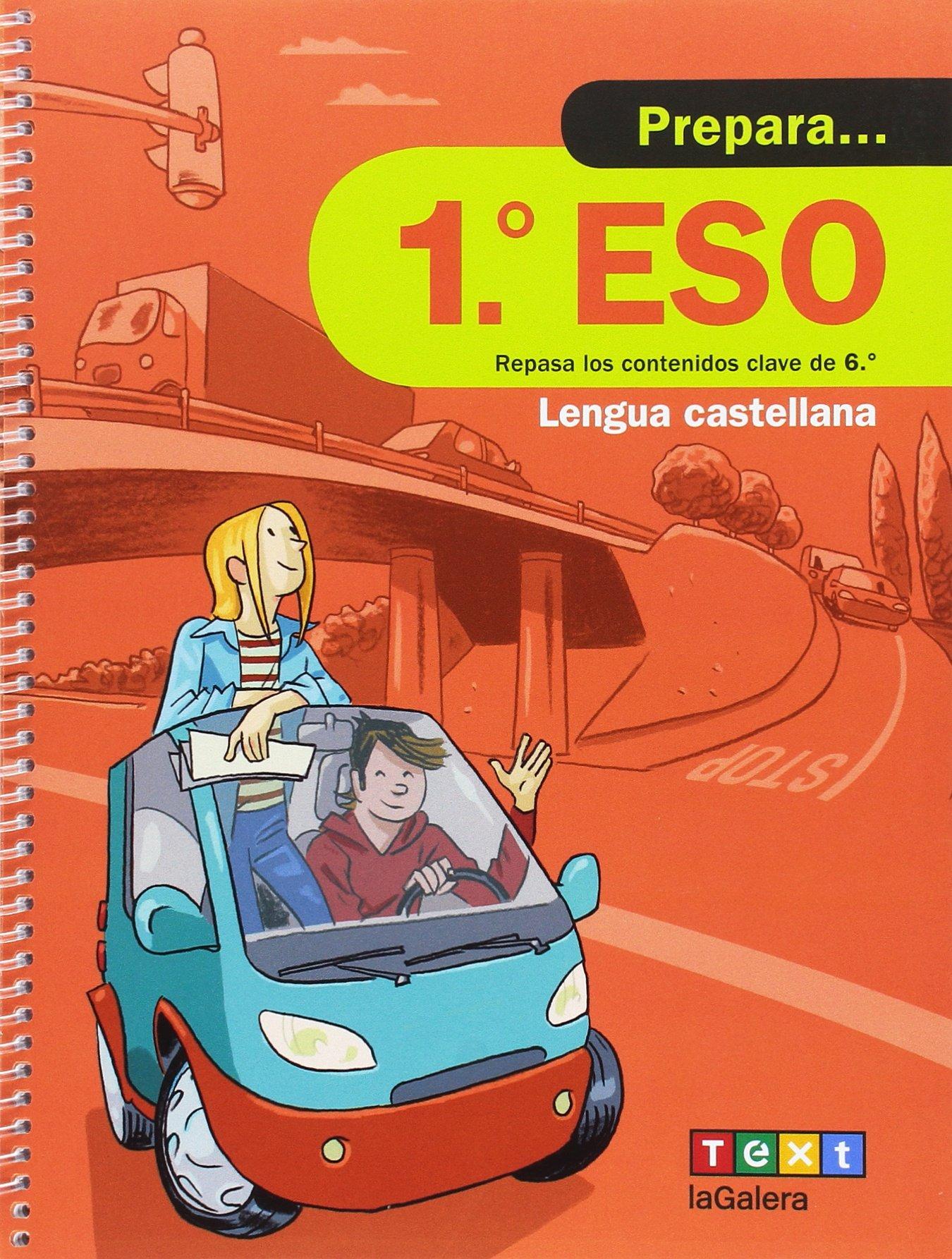 Prepara 1r ESO Lengua castellana Quaderns estiu - 9788441230392: Amazon.es: Luz Orihuela: Libros