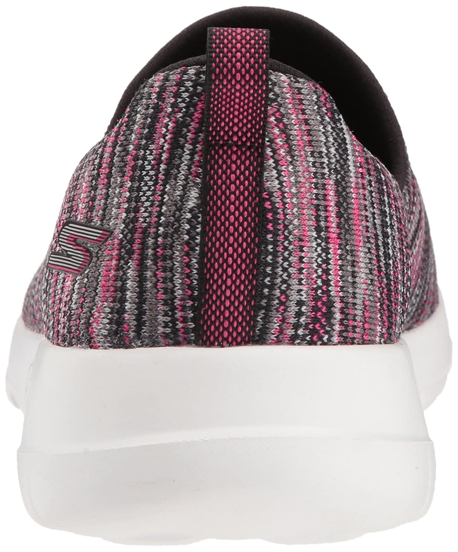 Skechers Women's Go Walk B(M) Joy-15615 Sneaker B0752X8KJS 6 B(M) Walk US Black/Pink ef179f