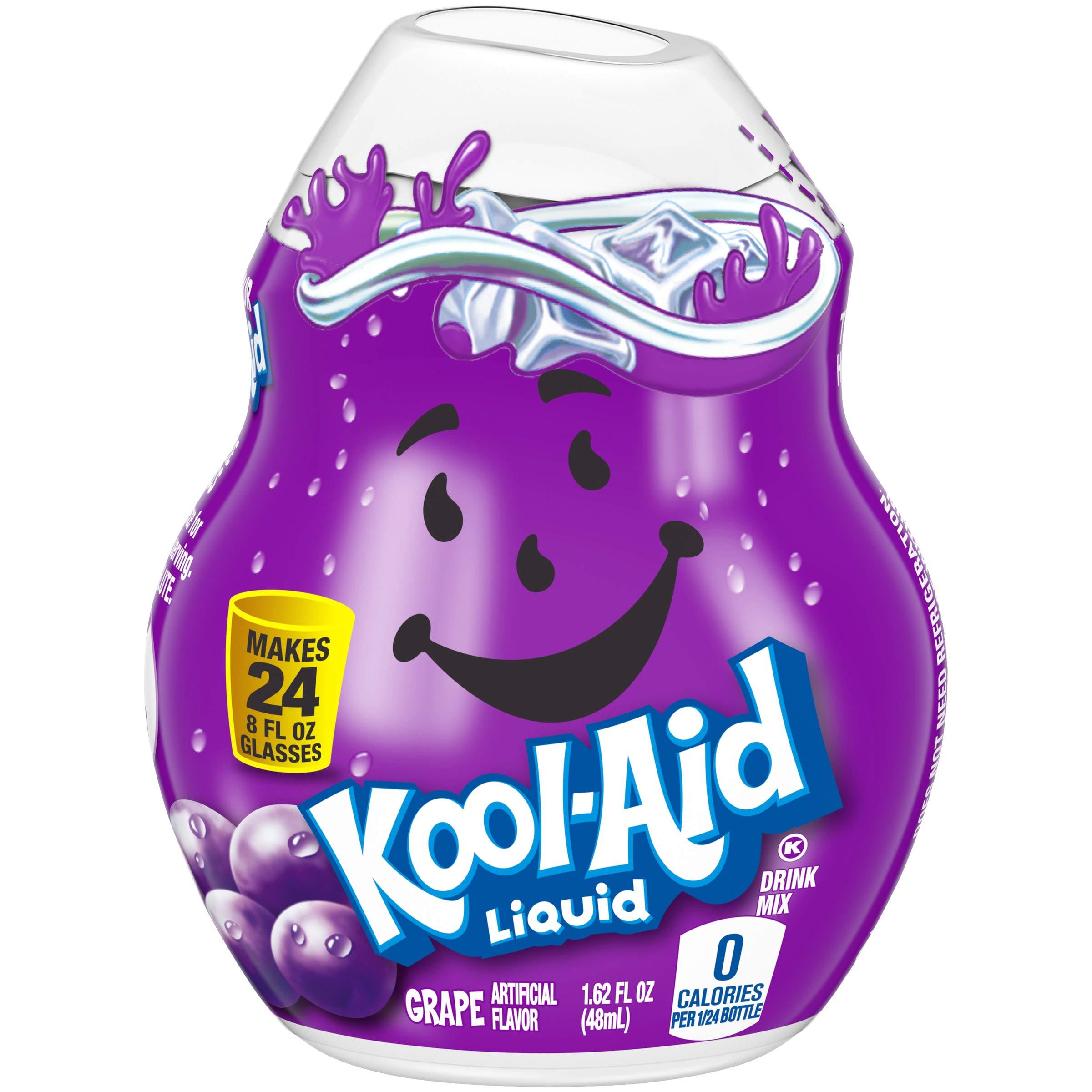 Amazon.com : Kool Aid Tropical Punch Liquid Concentrate (1