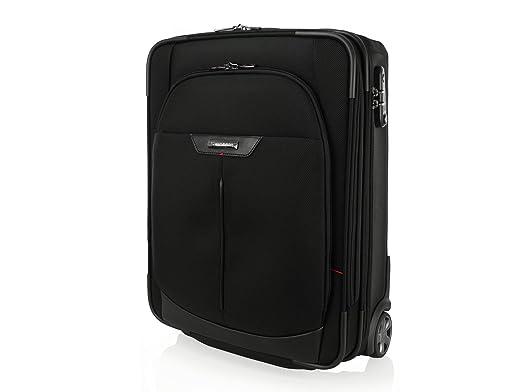 d0ccc7826f4 PRO-DLX³ Business Trolley mit Laptopfach von Samsonite schwarz: Amazon.de:  Bekleidung
