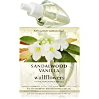 Bath & Body Works Wallflowers Refill Bulbs 2 Pack Sandalwood Vanilla