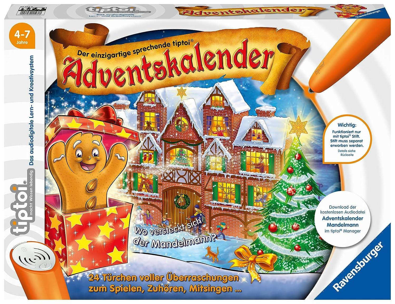 /Bosque Navidad de los Animales /Calendario de Adviento/ Ravensburger tiptoi 00758/