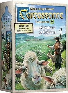 Asmodee Carcassonne – Extensión: Conto, Rey y Brigand CARC08N: Amazon.es: Juguetes y juegos