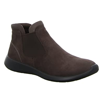 bezahlbarer Preis neuartiges Design Outlet zu verkaufen ECCO Damen Stiefeletten Soft 5.0 283103-58500 braun 332125 ...