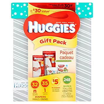 Branded Huggies Gift Pack , - Branded Diapers with fast delivery (Soft and Comfortable for