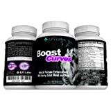 Boost Curves Butt Lifting Supplement — Breast Enlargement, Butt Enhancement & Libido Booster. Balance Hormone levels with All-In-One Female Enhancement Pills to Look Great