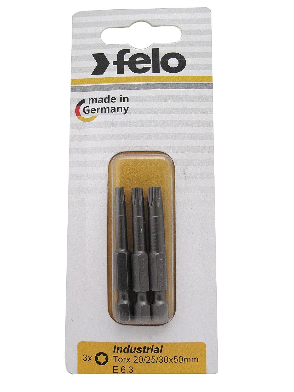 Felo 0715752865 T5 Torx Industrial Bit (2 Pack), 1 1 Anchor Fasteners