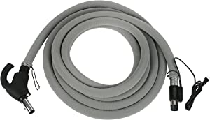 Cen-Tec Systems 90309 30' Central Vacuum Universal Connect Electric Hose