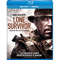 Lone Survivor Blu-ray + Digital Deals