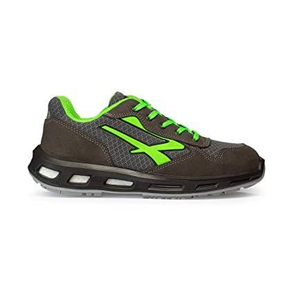 on sale ea560 52e08 U-Power RL20036 RedLion Point S1P SRC - Scarpe antinfortunistiche con suola  Infinergy, Grigio scuro, 48 EU