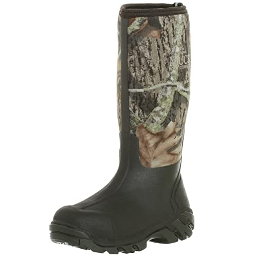 676dc509115 Muck Boots Company Men's PURSUIT SUPREME, MOSSY OAK INFINITY CAMO, Neoprene