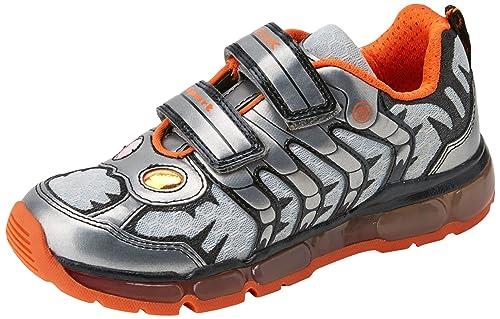 Geox J Android B, Zapatillas para Niños: Amazon.es: Zapatos y complementos