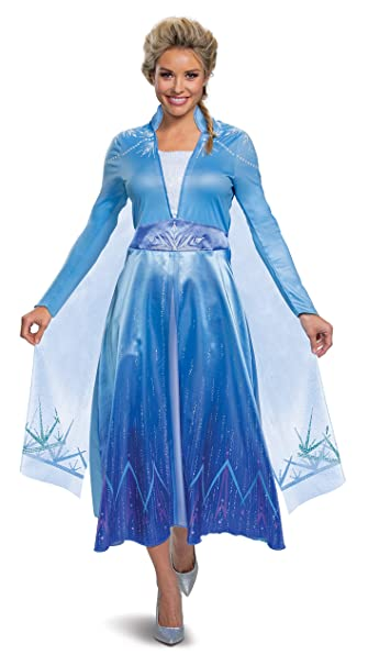 Amazon.com: Disguise - Disfraz de Elsa Frozen 2 para mujer ...