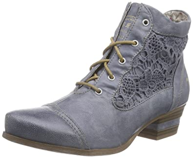 b6f952aec5a08c Mustang Women s 1187-501-875 Ankle Boots  Amazon.co.uk  Shoes   Bags