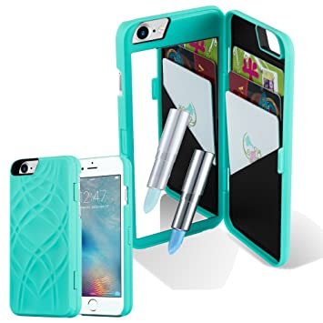 Cadorabo Apple iPhone 8 / iPhone 7 / iPhone 7S Funda Hybrid ...