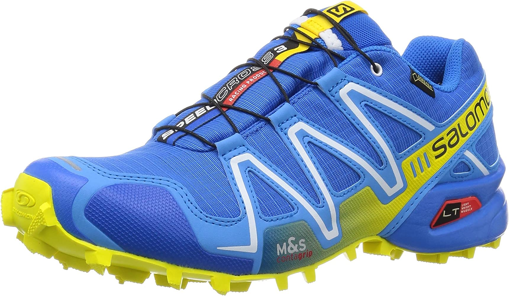 e854b37e7b Salomon Speedcross 3 GTX, Zapatillas de Trail Running para Hombre ...