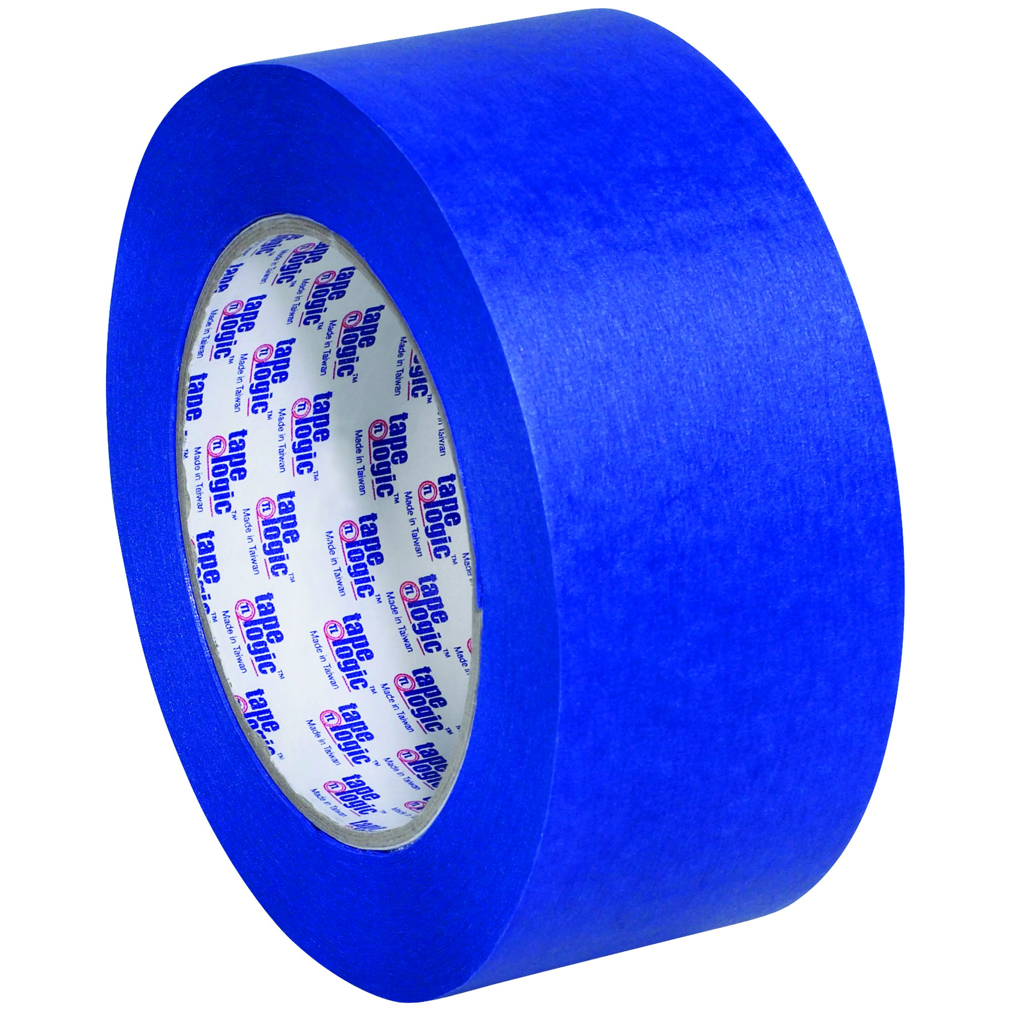 BOX USA BT937300012PK Tape Logic 3000 Painter's Masking Tape, 2'' x 60 yd., Blue (Pack of 12)