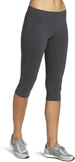 Spalding Womens Plus-Size Capri Legging
