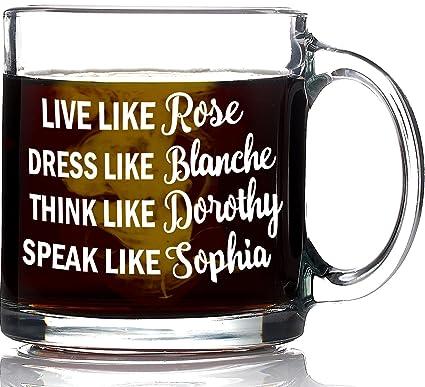 4ed7ef4d8c0 Funny Golden Girls Mug 13oz Coffee Mug - Inspired By Best Friends Quote -  Unique Birthday