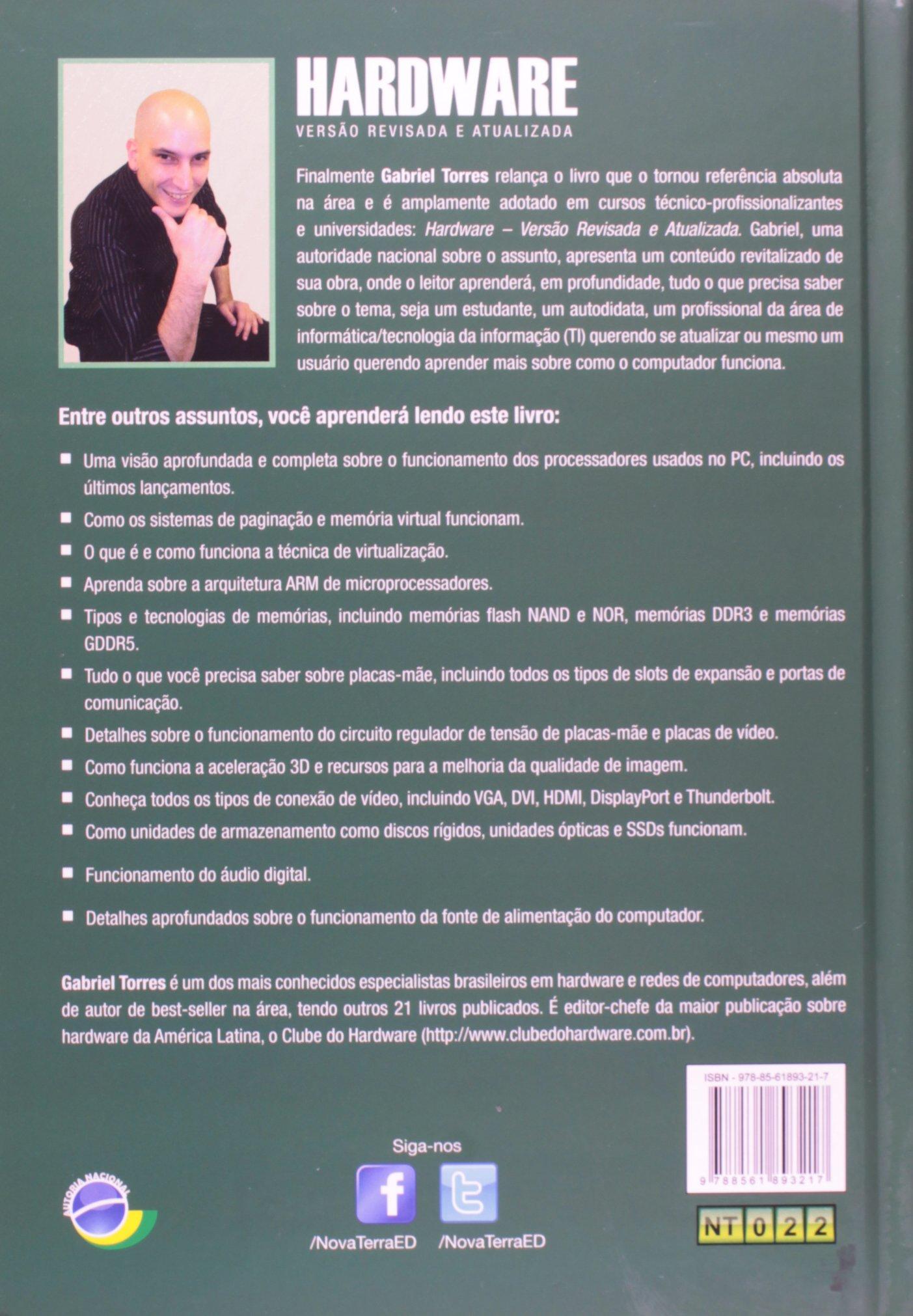 Hardware vers o revisada e atualizada 9788561893217 livros na amazon brasil