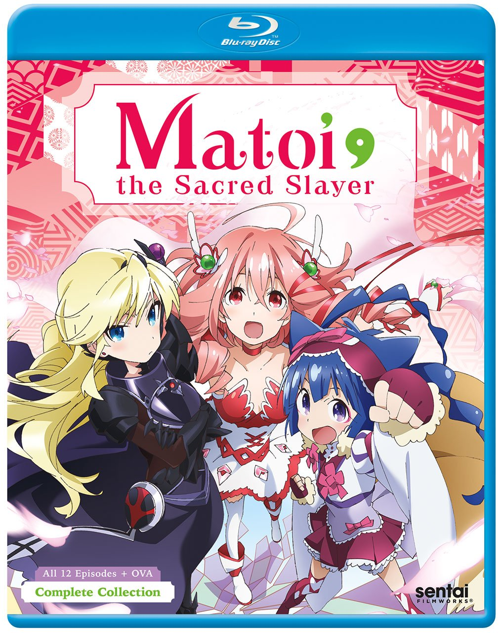 Matoi the Sacred Slayer Blu-Ray (Sub Only)