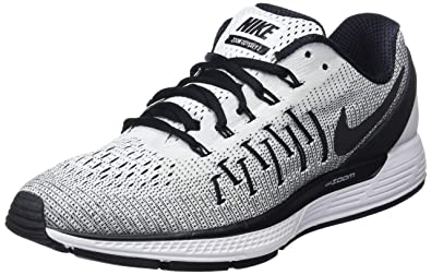 size 40 98756 50f31 Nike Men's Air Zoom Odyssey 2 White/Black Running Shoe 12 ...