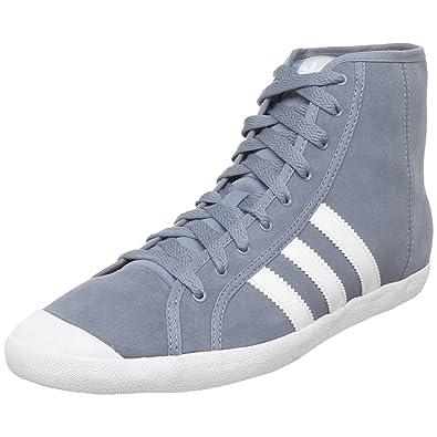 save off b033e aecf3 Adidas Adria Mid Sleek Gray Womens Casual Shoes SZ 7.5 UK Amazon.co.uk  Shoes  Bags