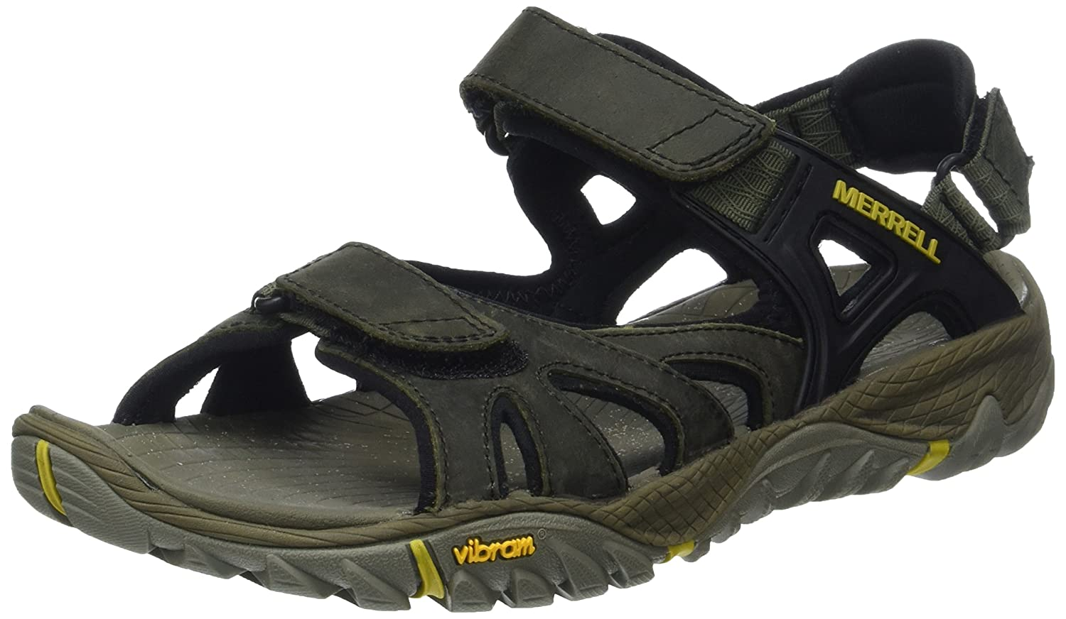 Merrell Men's All Out Blaze Sieve Convertible Water Sandal Merrell Footwear J32847