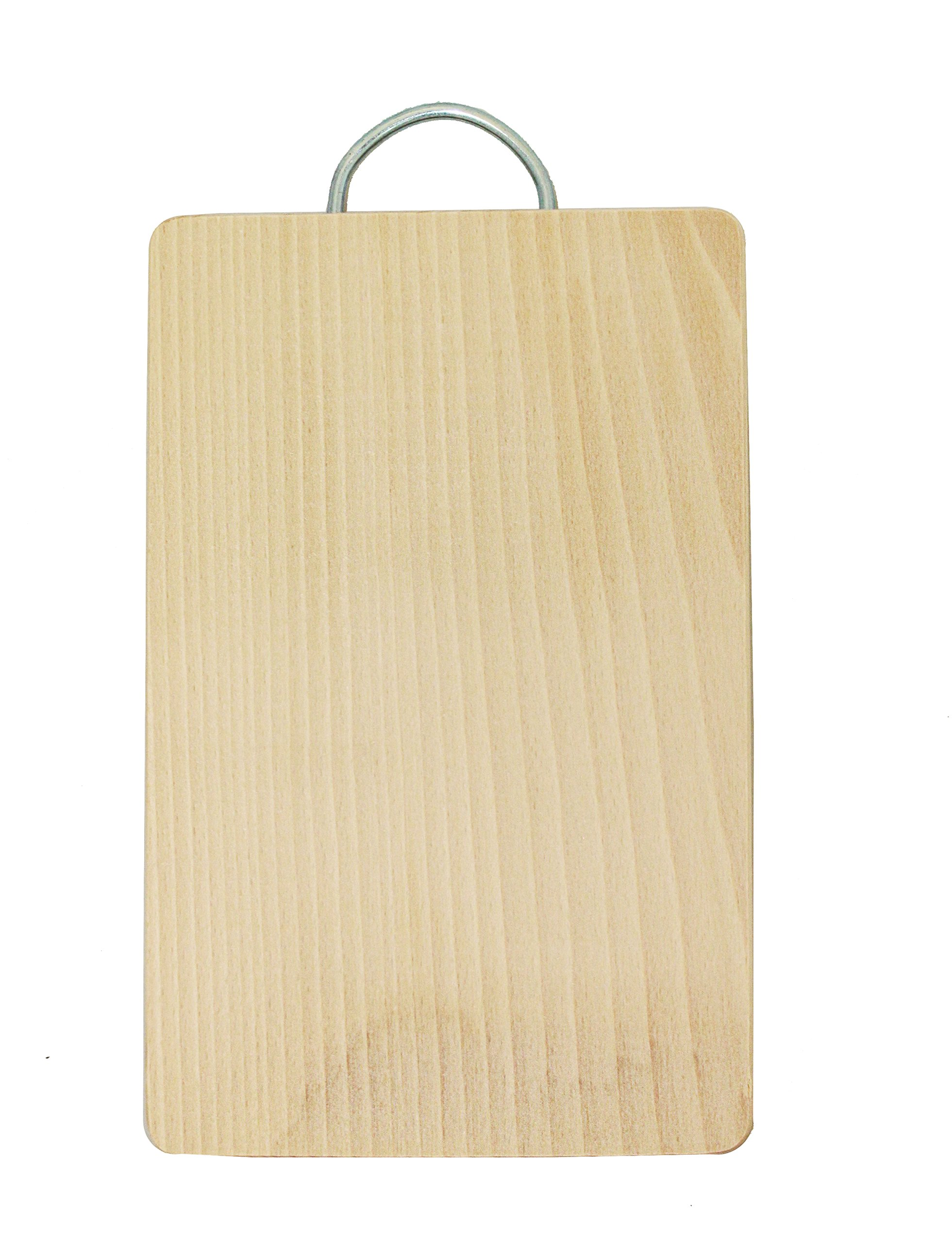 Practic Chopping Board With Metal Handle