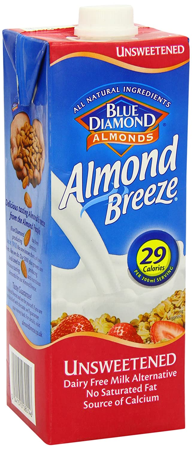 Blue Diamond – Unsweetened Original Almendra Breeze – 1L ...