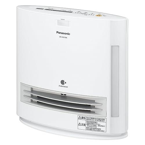 ナノイー搭載!Panasonic「加湿機能付きセラミックファンヒーター DS-FKX1205-W」