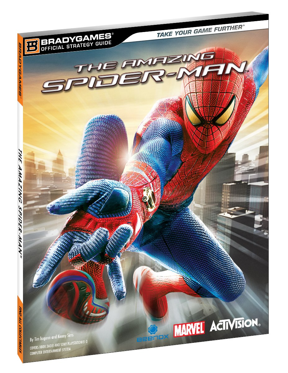 The Amazing Spider-Man Official Strategy Guide Official Strategy Guides Bradygames: Amazon.es: Bogenn, Tim, Sims, Kenny: Libros en idiomas extranjeros