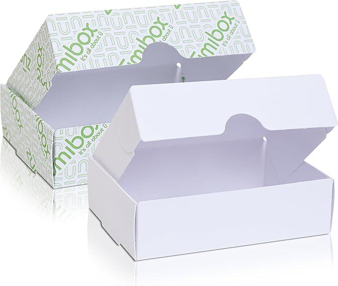 Amazon.com: DIY Customizable Matte White Soap Box Favor Box: Home Improvement