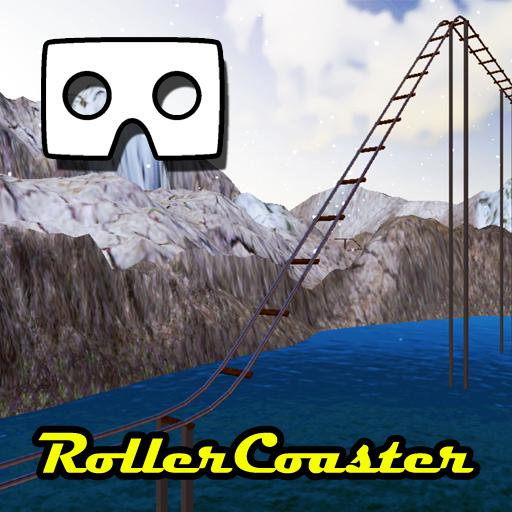 Roman Pusnik VR Mountain RollerCoaster product image