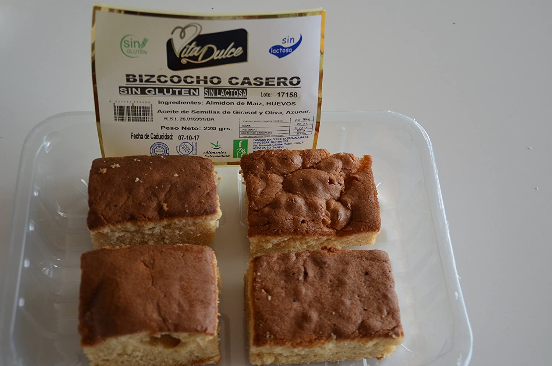 BIZCOCHOS CASEROS SIN GLUTEN: Amazon.es: Alimentación y bebidas
